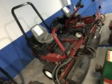TORO GREENSMASTER 3150-Q MOWER WITH VANGUARD 18HP ENGINE - SERIAL No. 04358-314000137