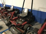 TORO GREENSMASTER 3150-Q MOWER WITH VANGUARD 18HP ENGINE - SERIAL No. 04358-314000141