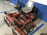 TORO GREENSMASTER 3100 MOWER WITH VANGUARD 18HP ENGINE - SERIAL No. 04356-90000229 - 2366.5 HOURS