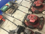 TORO RECYCLER PUSH MOWER