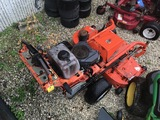 HUSQVARNA MOWER (NEEDS REPAIRS)