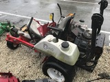 EXMARK RIDE-ON MOWER(NEEDS REPAIRS)