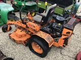 EXMARK TURF TIGER RIDE-ON MOWER (NEEDS REPAIRS)