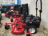 TORO RIDE-ON MOWER (NEEDS REPAIRS)