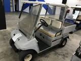 CLUB CAR CARRYALL-1 GAS UTILITY CART - GREY