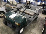 CLUB CAR TURF-2 CARRYALL GAS UTILITY CART - GREEN