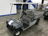 CLUB CAR CARRYALL-2 GAS UTILITY CART - GREY