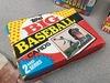 1989 TOPPS BIG BASEBALL 2ND SERIES WAX BOX