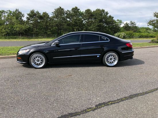 2011 VW CC SPORT - WVWMP7AN6BE724605 - BLACK - 110,116 MILES ON ODOMETER (LOCATED IN LAKE WORTH, FL)