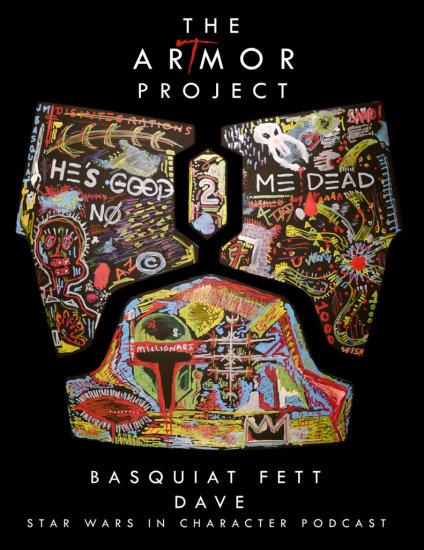 Basquiat Fett