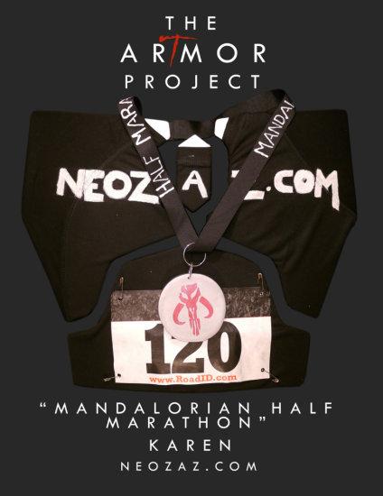 Mandalorain Half Marathon