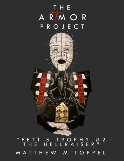 Fett's Trophy Armor #2 The Hellraiser