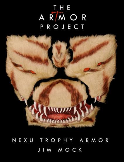 Nexu Trophy Armor