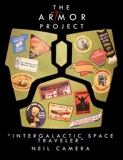 Intergalactic Space Traveler