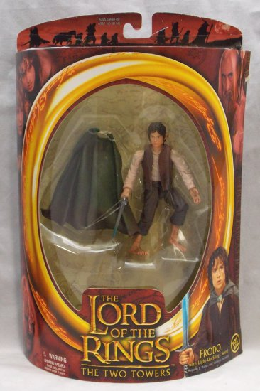 Frodo Boxed Lord of the Rings Action Figure Toy