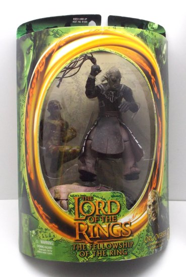 Orc Overseer Boxed Lord of the Rings Action Figure Toy