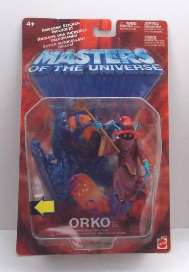 Orko Masters of the Universe 200x Figure