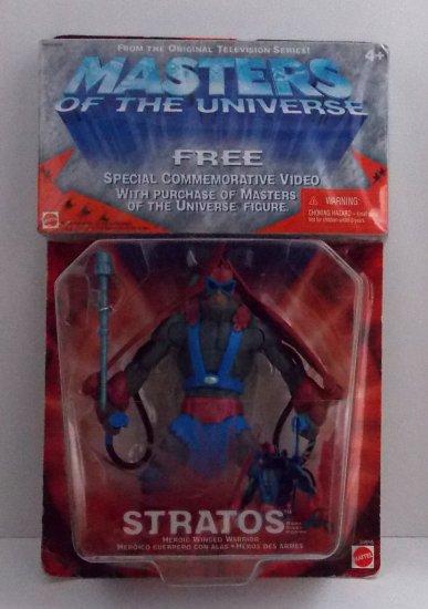 Stratos Masters of the Universe 200x Figure w/ Bonus Video