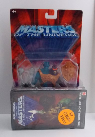 Two-Bad Masters of the Universe 200x Figure w/ Bonus Video