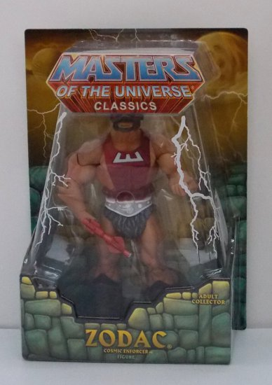 Zodac Masters of the Universe Classics He Man Action Figure