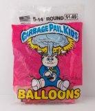 Vintage '80s Garbage Pail Kids Novelty Balloons GPK