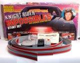 Rough Riders Knight Riders Impossibles 1982 LJN Stunt Set & Track w/ Box