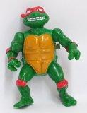 Breakfightin Raphael Vintage Teenage Mutant Ninja Turtles Action Figure