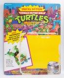 Breakfightin Raphael Vintage Teenage Mutant Ninja Turtles Cardback