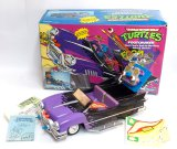 Teenage Mutant Ninja Turtles Foot Cruiser Vehicle