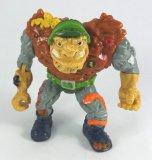 General Traag Vintage Teenage Mutant Ninja Turtles Action Figure