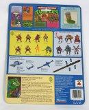 Genghis Frog Vintage Teenage Mutant Ninja Turtles Cardback