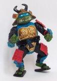Leo The Sewer Samurai Vintage Teenage Mutant Ninja Turtles Action Figure