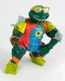 Mike The Sewer Surfer Vintage Teenage Mutant Ninja Turtles Action Figure