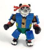 Panda Khan Vintage Teenage Mutant Ninja Turtles Action Figure