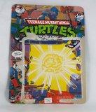 Panda Khan Vintage Teenage Mutant Ninja Turtles Cardback
