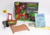 Teenage Mutant Ninja Turtles Sewer Party Tube Action Figure Accessory