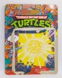 Triceraton Vintage Teenage Mutant Ninja Turtles Cardback