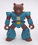Battle Beasts Grizzly Bear Vintage Action Figure