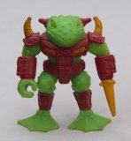 Battle Beasts Horny Toad Vintage Action Figure