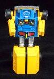 Convertors Robo-Car Wagon Diecast Robot Figure