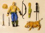G.I. Joe Vintage 1989 Gnawgahyde Figure