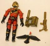 G.I. Joe Vintage 1987 Voltar Figure