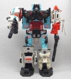 Defensor G1 Vintage Transformers Combiner Figure