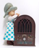 Holly Hobbie Figural Radio