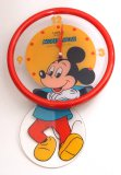 Mickey Mouse Collectible Battery Operated Wall Clock in Original Packaging