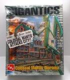 AMT Gigantics Colossal Mantis Diorama Model Kit