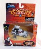 Jesse James Monster Garage Trash Truck 1:64 Diecast ERTL Muscle Machines Vehicle