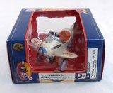 Diecast Mini Pepsi Cola Pedal Plane Toy