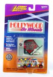 The Partridge Family Bus -Johnny Lightning Hollywood on Wheels 1:64 Diecast Car