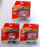 Lost Toppers Johnny Lightning Limited Edition 1:64 Diecast Car Lot